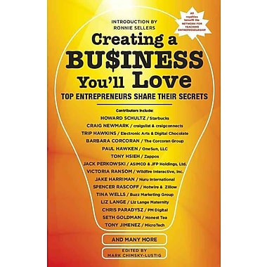 Creating a Business You'll Love