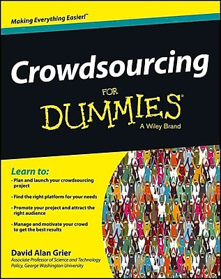 Crowdsourcing For Dummies (For Dummies (Business & Personal Finance)