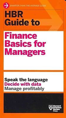 HBR Guide to Finance Basics for Managers (Harvard Business Review)