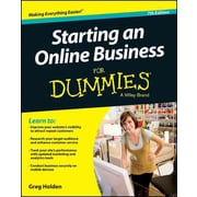 Starting an Online Business For Dummies (For Dummies (Computer/Tech)