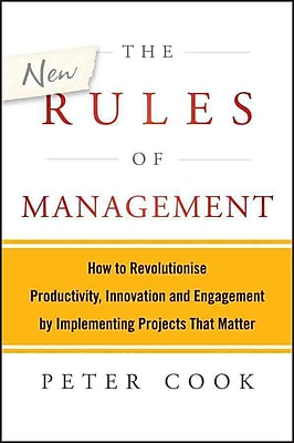 The New Rules of Management