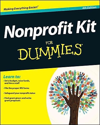 Nonprofit Kit For Dummies: Business & Personal Finance