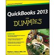 QuickBooks 2013 For Dummies