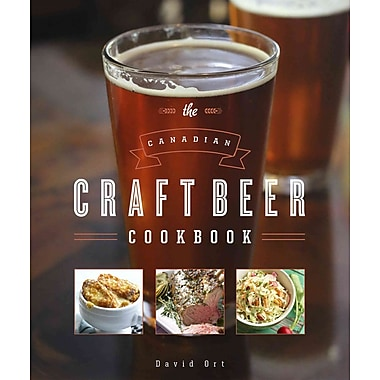 The Canadian Craft Beer Cookbook, Used Book, (1770501935)