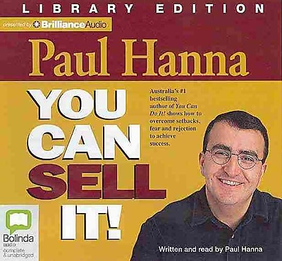 You Can Sell It! Audiobook CD