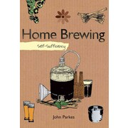 Home Brewing: Self-Sufficiency (The Self-Sufficiency Series)