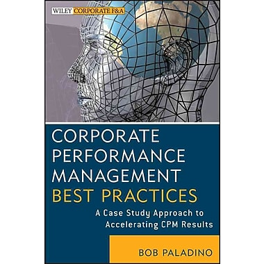 Corporate Performance Management Best Practices