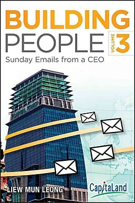 Building People: Sunday Emails from a CEO