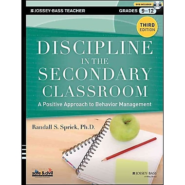 Discipline in the Secondary Classroom, with DVD