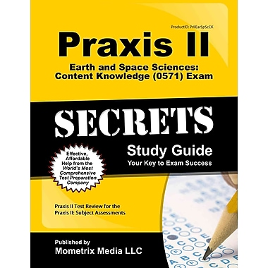 Praxis II Earth and Space Sciences
