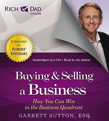 Rich Dad Advisors Audiobook CD