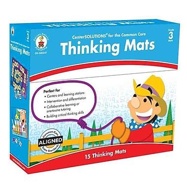 Carson Dellosa Thinking Mats Classroom Support Materials (140341)