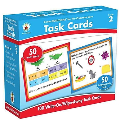 Carson Dellosa Task Cards Learning Cards (140334)