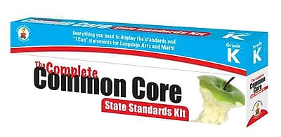 GR K The Complete Common Core State