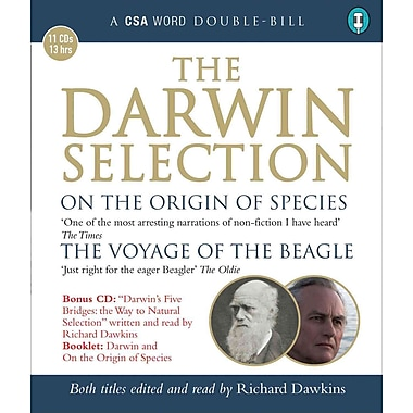 The Darwin Selection: On the Origin of Species and The Voyage of the Beagle