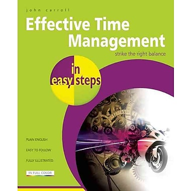 Effective Time Management in Easy Steps