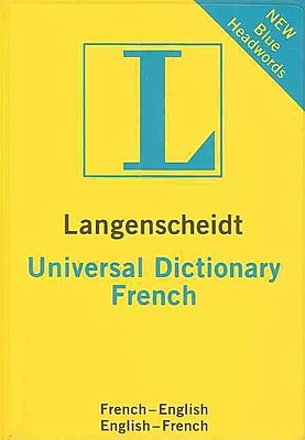 Universal Dictionary French