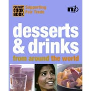 Chunky Cookbook: Desserts & Drinks from around the world