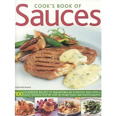 Cook's Book of Sauces - PB