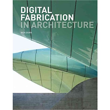 Digital Fabrication in Architecture, Used Book, (1856698917)