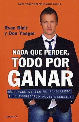 Nada que perder (Spanish Edition)