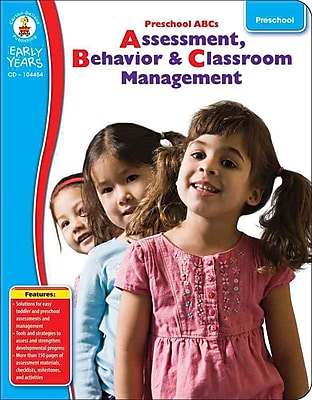 Preschool ABC's: Assessment, Behavior & Classroom Management (Early Years)