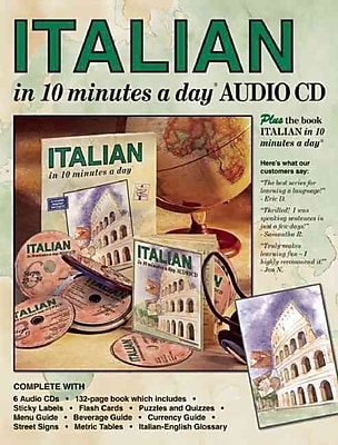 ITALIAN in 10 minutes a day®
