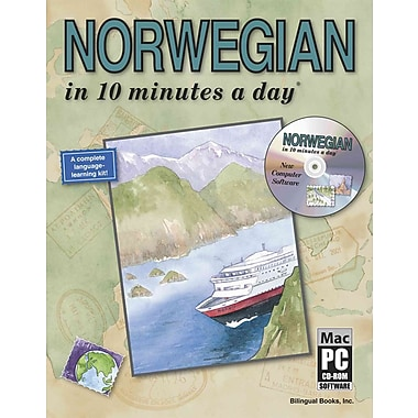 NORWEGIAN in 10 minutes a day®