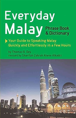 Everyday Malay: Phrase Book and Dictionary