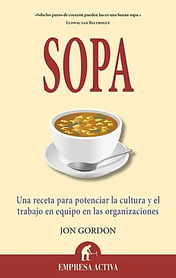 Sopa (Spanish Edition)