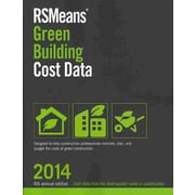 RSMeans Green Building Cost Data 2014