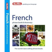 Berlitz French Phrase Book & Dictionary (English and French Edition)