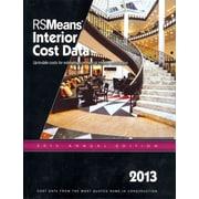 RSMeans Interior Cost Data 2013
