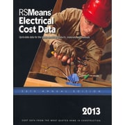 RSMeans Electrical Cost Data 2013
