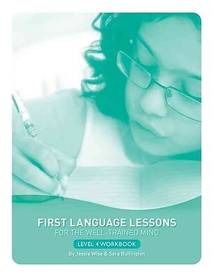 First Language Lessons for the Well-Trained Mind Paperback