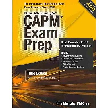 CAPM Exam Prep, 3rd Edition, New Book, (1932735727)