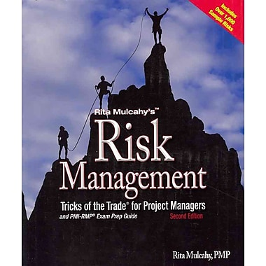 Risk Management Tricks of the Trade for Project Managers + PMI-RMP Exam Prep Guide, New Book, (1932735321)