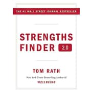 StrengthsFinder 2.0 Tom Rath Hardcover