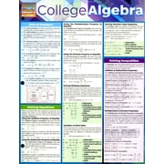 College Algebra (Quick Study Academic)