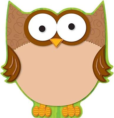 Carson Dellosa Owl Two-Sided Decoration