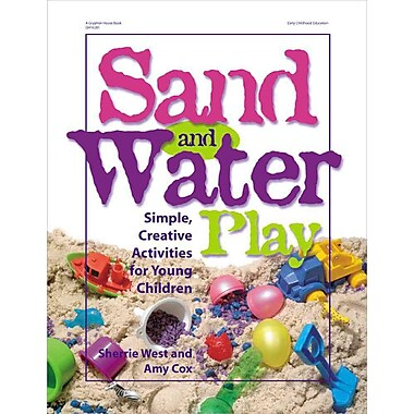 Gryphon House Sand and Water Play: Simple, Creative Activities for Young Children (GR-16281)