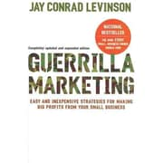 Guerilla Marketing Jay Conrad Levinson,  Paperback