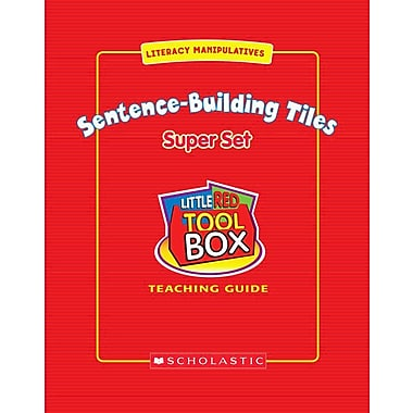 Little Red Tool Box Sentence-Building Tiles Super Set