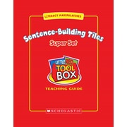 Little Red Tool Box - Super ensemble de tuiles de construction de phrases