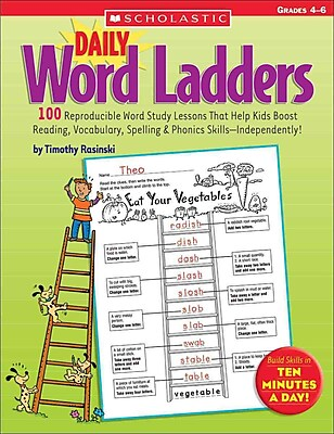 Daily Word Ladders, Grades 4-5