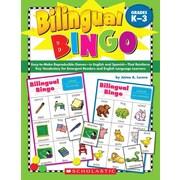 Scholastic Bilingual Bingo, Grades K-3