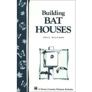 Building Bat Houses Dale Evva Gelfand  Paperback