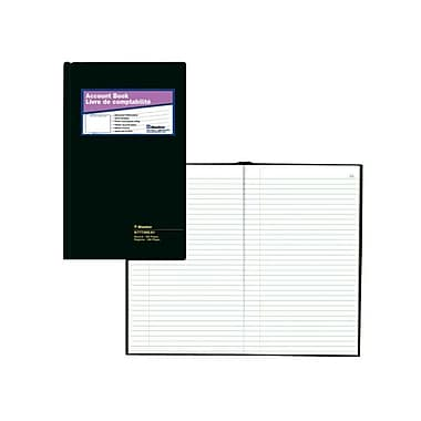 Blueline® Account Book, 35 Lines, A777300-1, 300 Sheets, 12-1/2