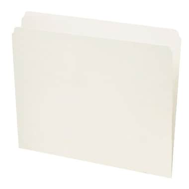 Pendaflex® Letter Straight Cut Vertical File Folder, Ivory, 100/Box
