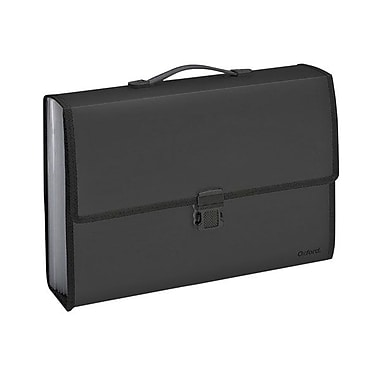 Esselte® 99787 Pendaflex Pocket Legal Document Carrying Case, Black